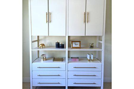 Ikea Credenza White : Best ikea ivar storage hacks