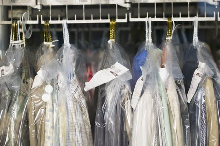 Can Plastic Dry Cleaning Bags Cause