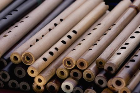 Bamboo Flute Uses In Feng Shui