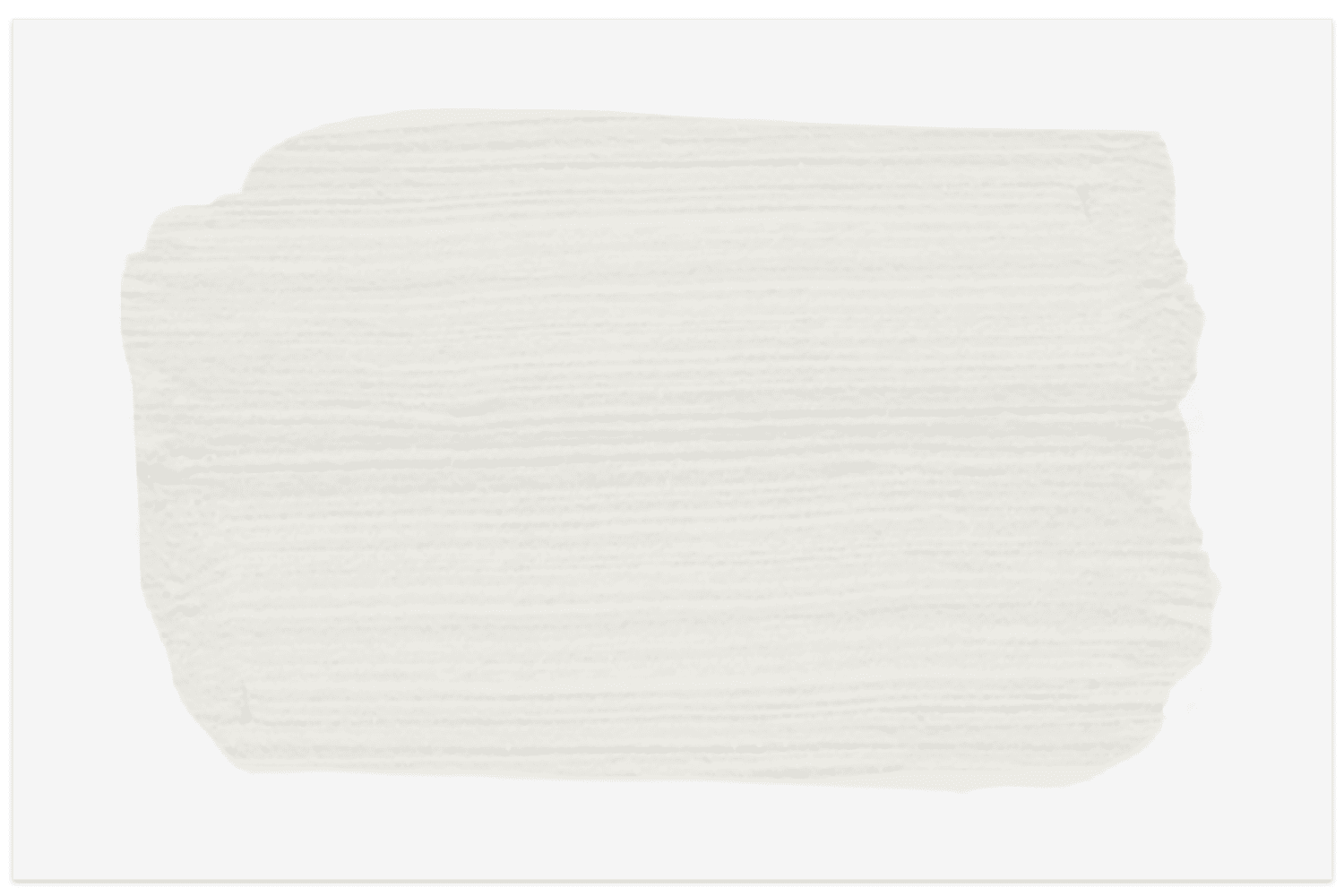 Sherwin-Williams Pure White swatch