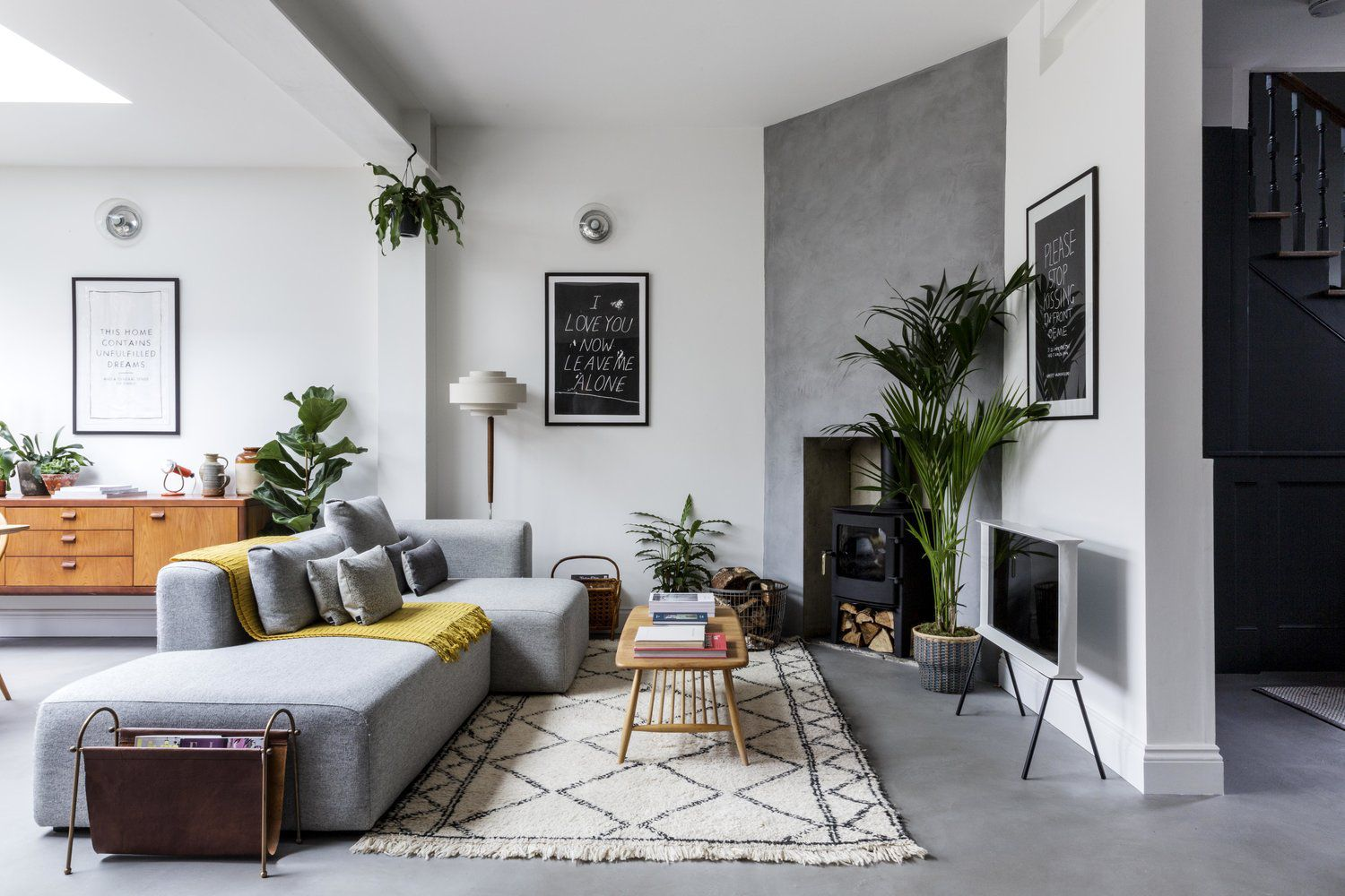 29 Ways to Decorate With Concrete Accents