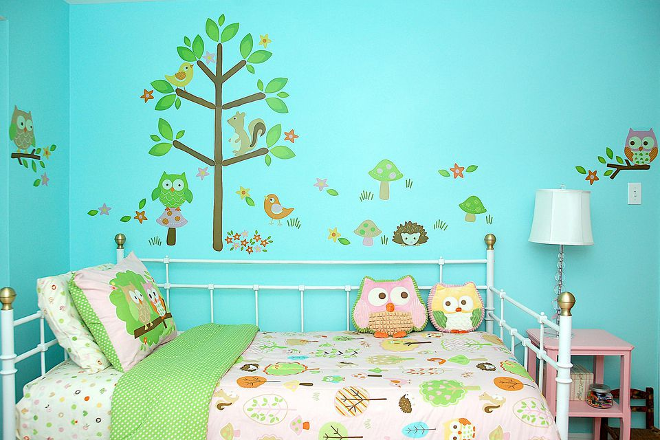 10 Tips For Decorating Children S Bedrooms