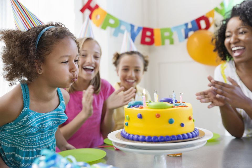 DIY Kid Birthday Party