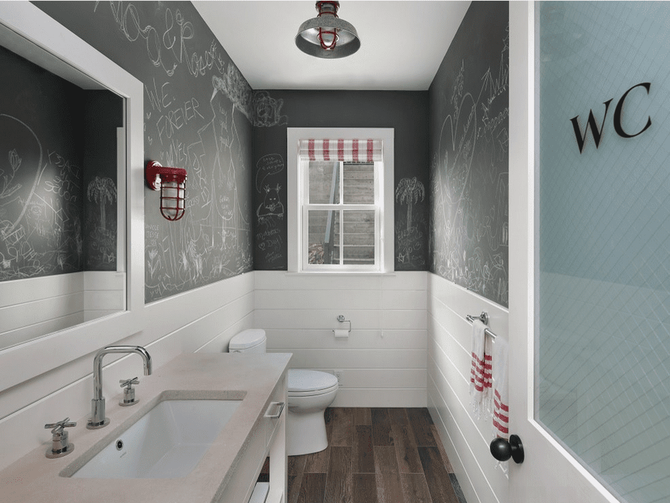 14 Sophisticated Chalkboard Paint Ideas For Homes