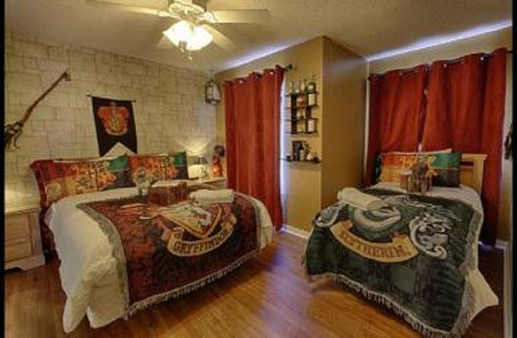 How to Create a Harry Potter-Themed Child\'s Bedroom