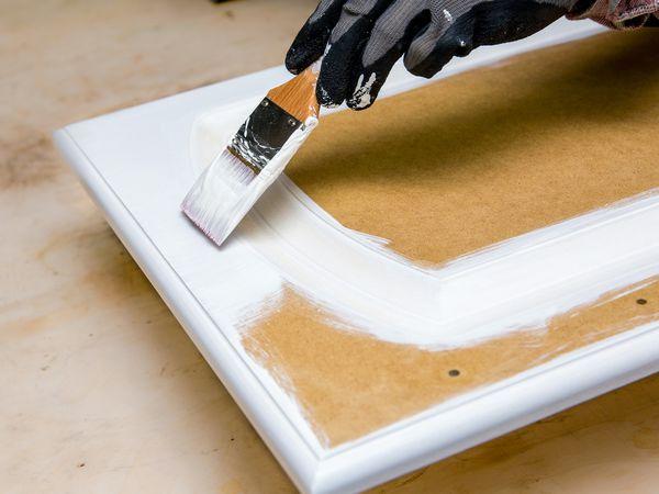 Painting MDF - Medium Density Fiberboard
