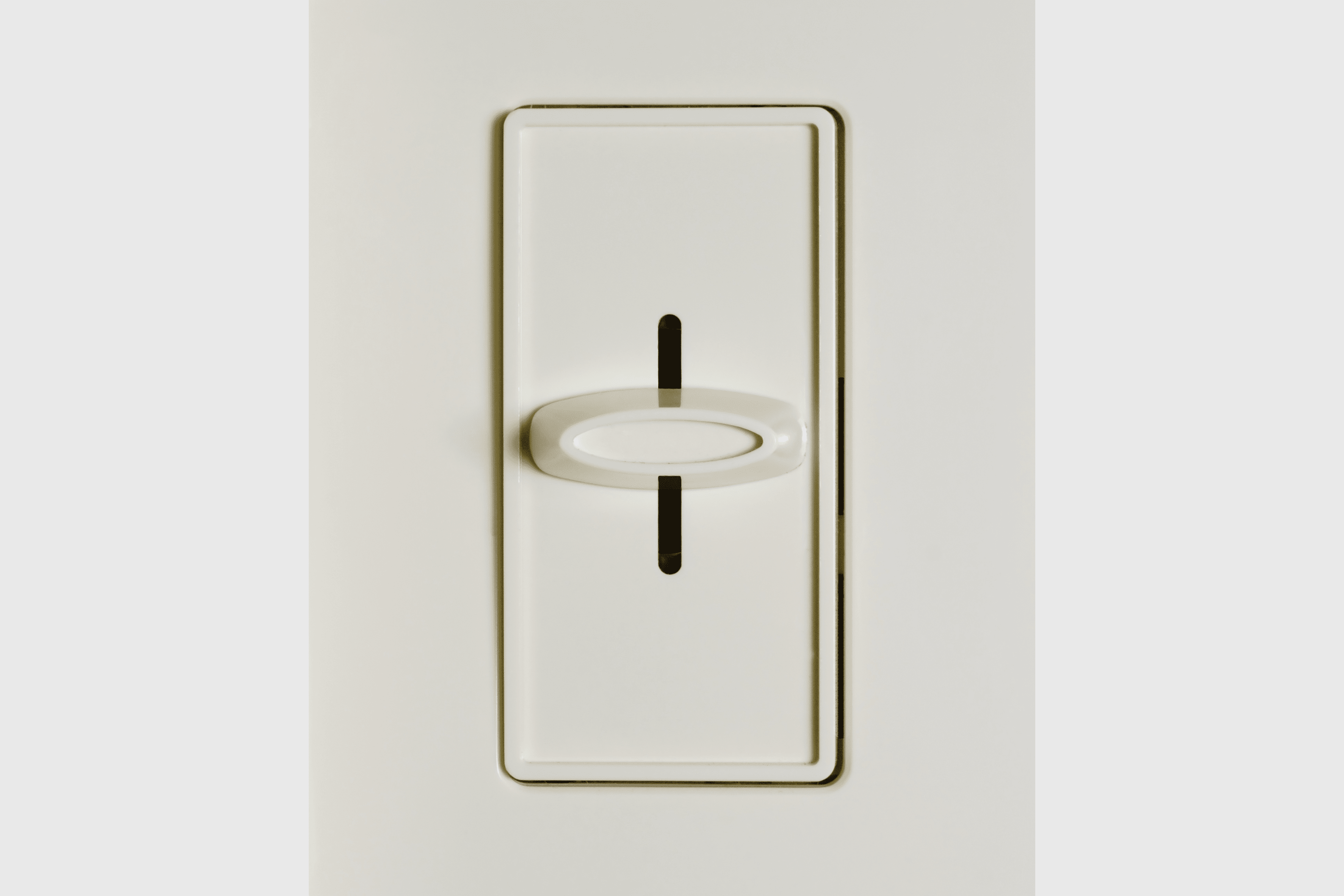 a light switch dimmer