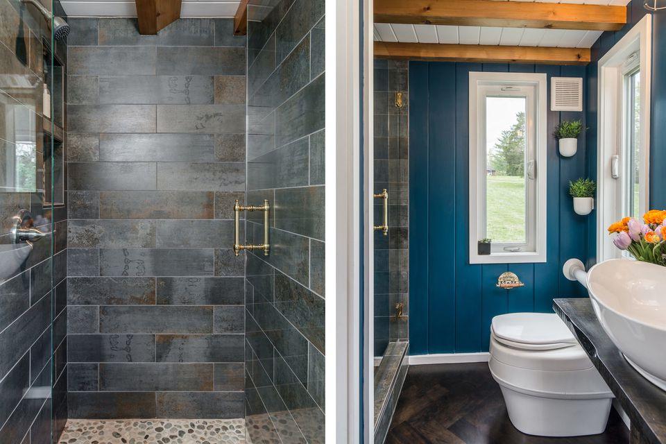 Tiny Bathroom Shower Ideas: 33 Small Shower Ideas For Tiny Homes And Bathrooms