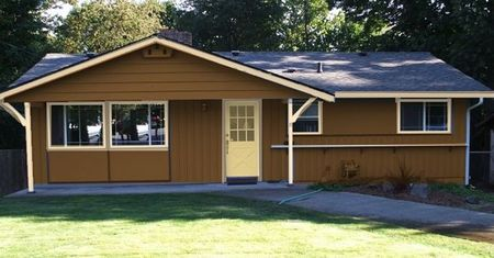 Exterior Paint Colors Brown