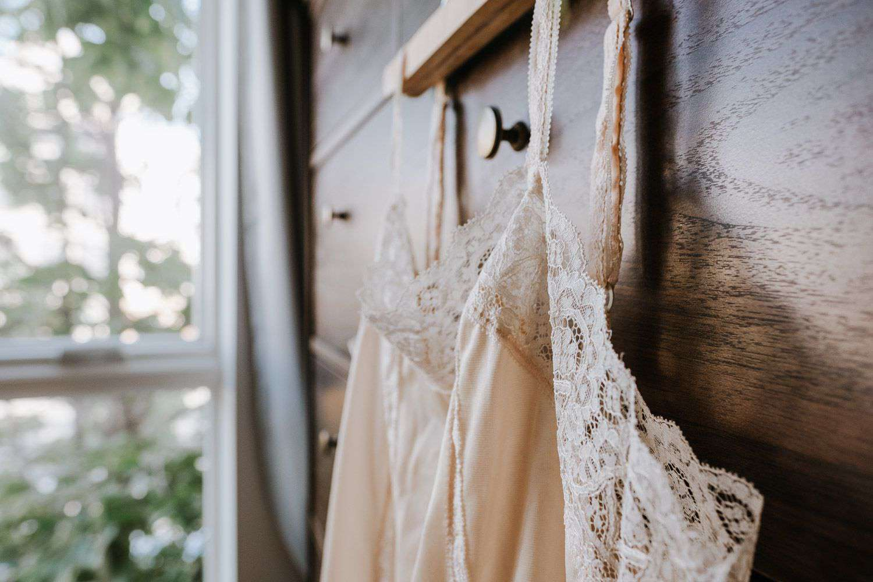 silk undergarment