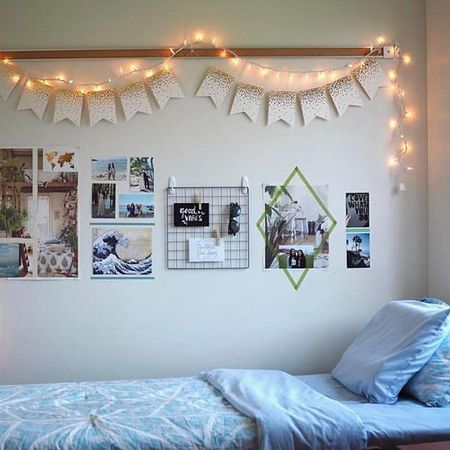 13 Easy Dorm Decorating Ideas