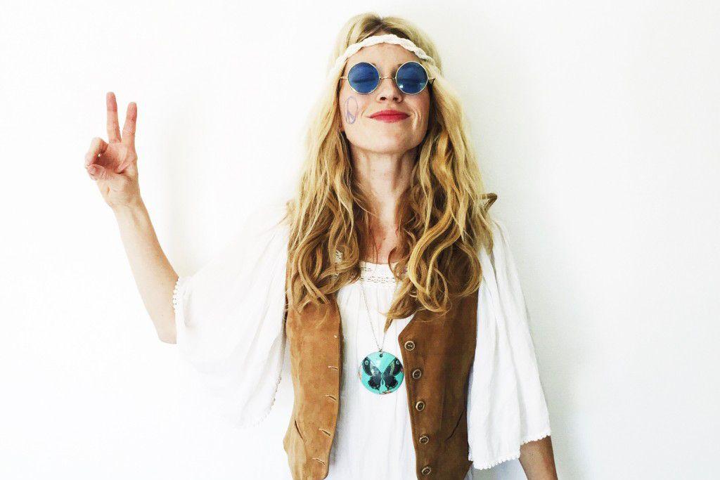 hippie halloween costume