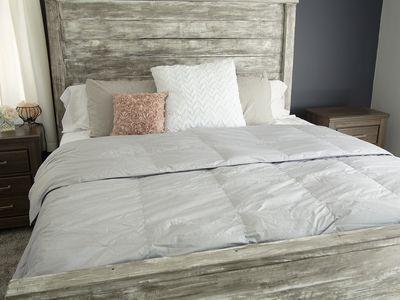The Company Store Alberta European Down Baffled Comforter