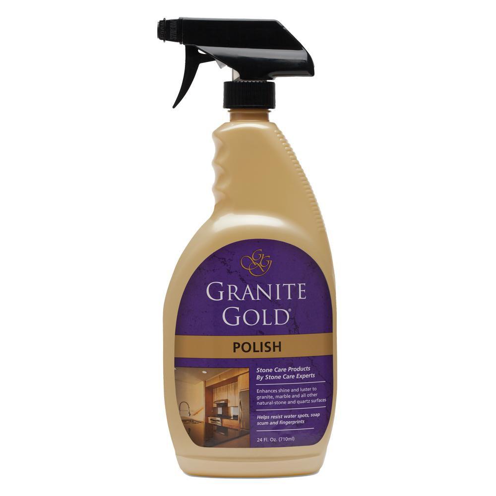 Granite Gold Countertop Liquid Polish