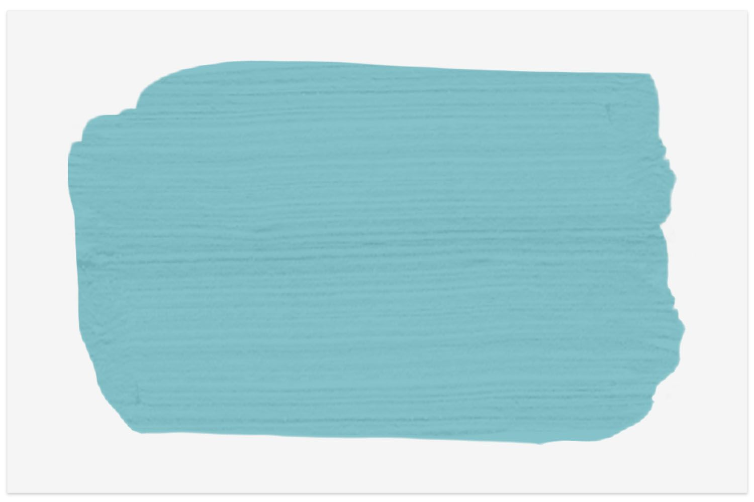 Pool Blue paint swatch by Benjamin Moore