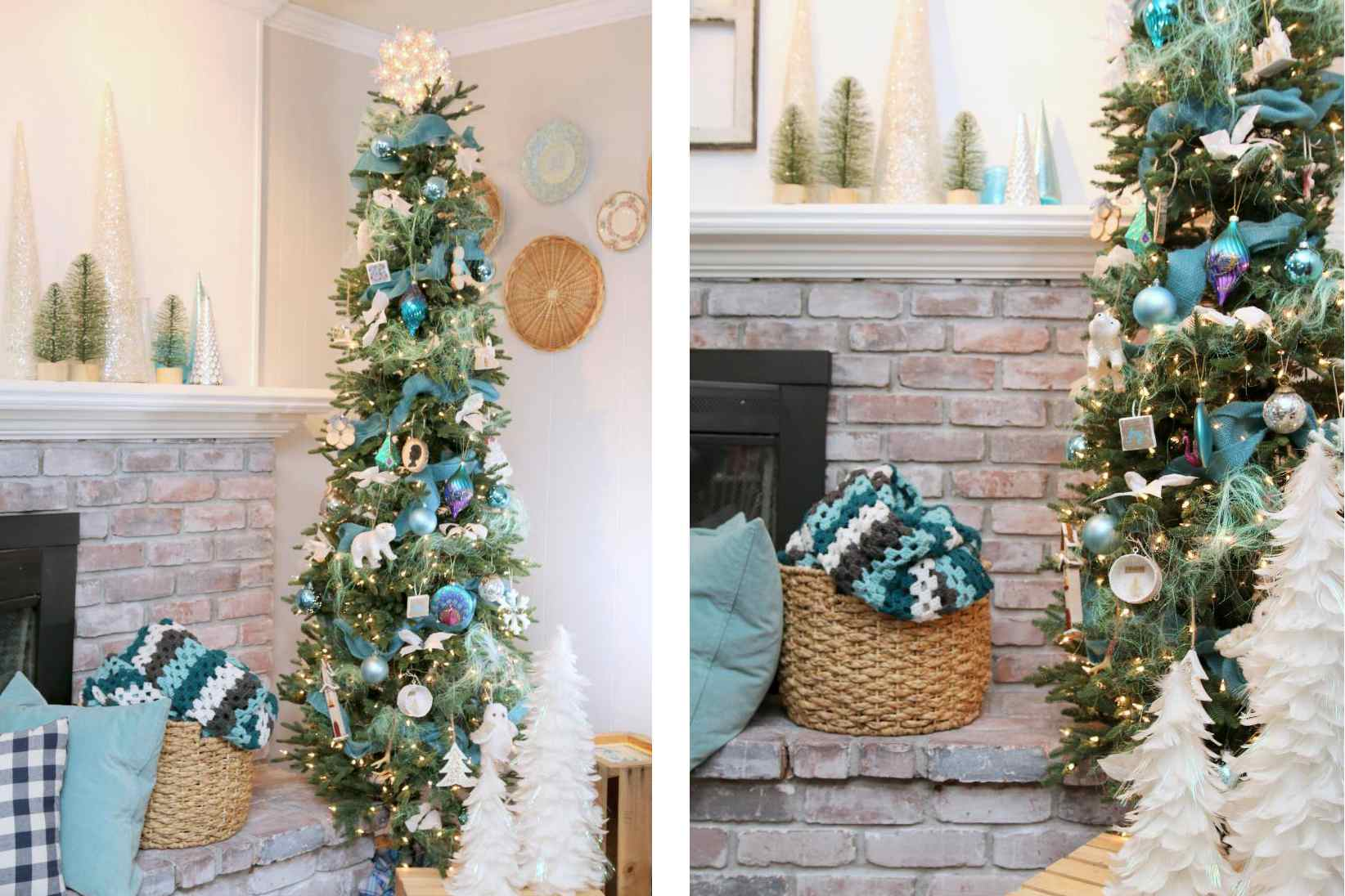 33 Festive Ways To Decorate Your Christmas Tree