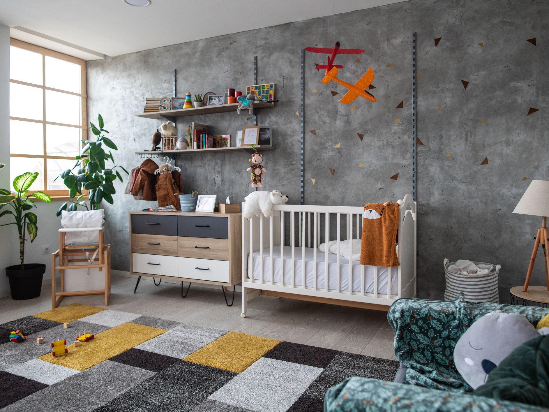5 Tips for Sharing a Bedroom With Baby