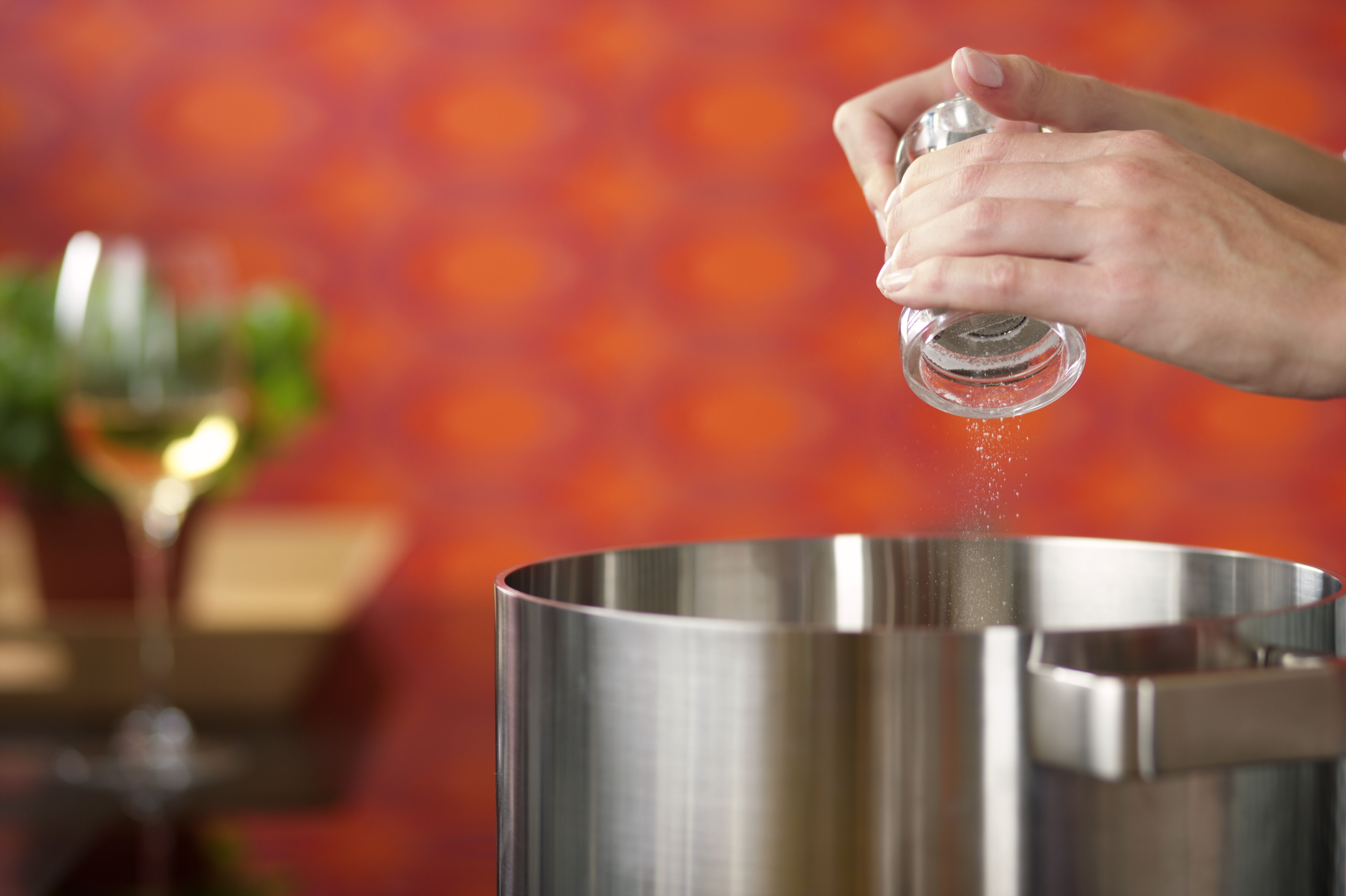 salt shaker cooking