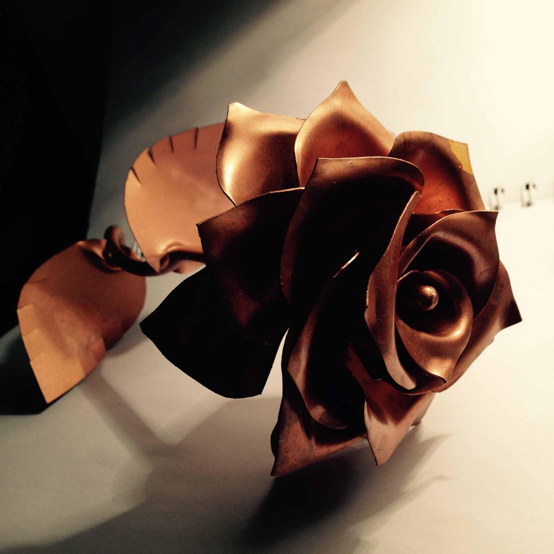 Rosa de cobre