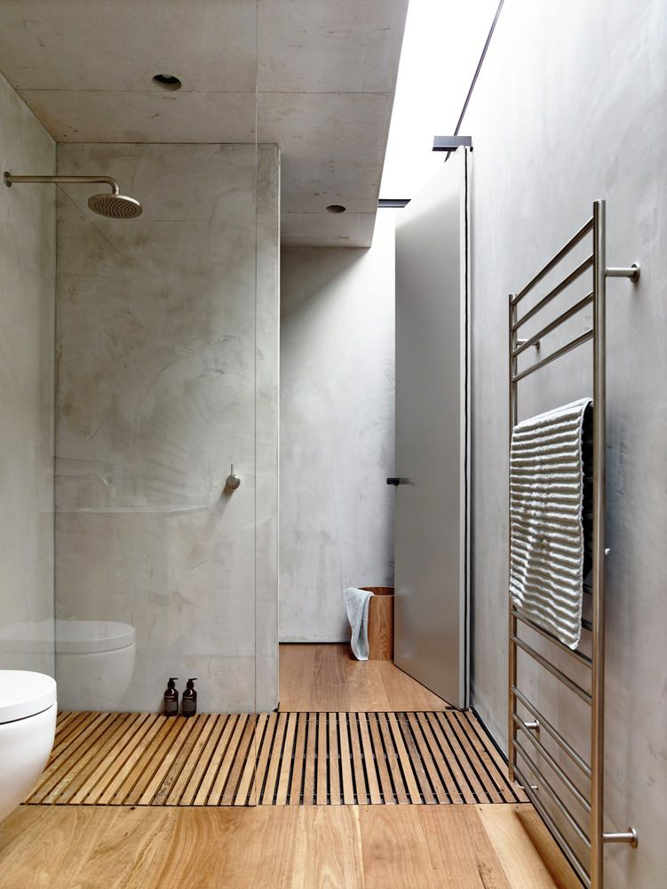 10 Bathrooms Nailing The Natural Wood Trend