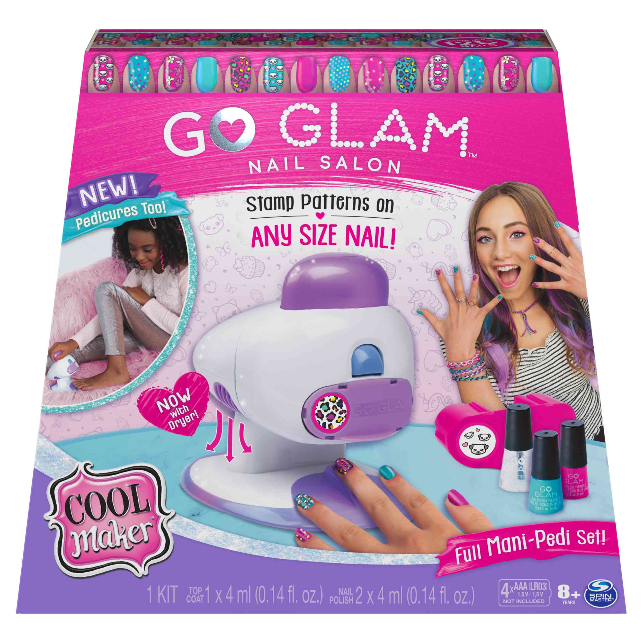 Go Glam Nail Salon