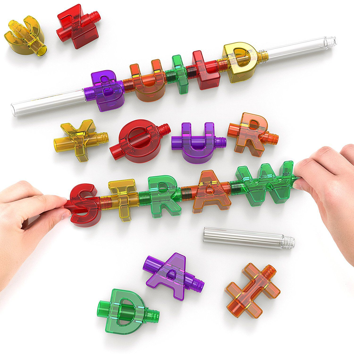 Upper /& Lowercase Letters Numbers /& Math Symbols Educational Dough Cutters