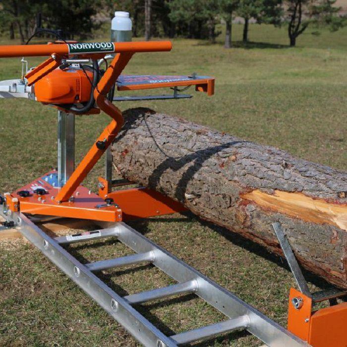 PortaMill Chainsaw Sawmill