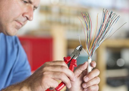 Magnificent A Homeowners Introduction To Electrical Wiring Wiring Digital Resources Helishebarightsorg