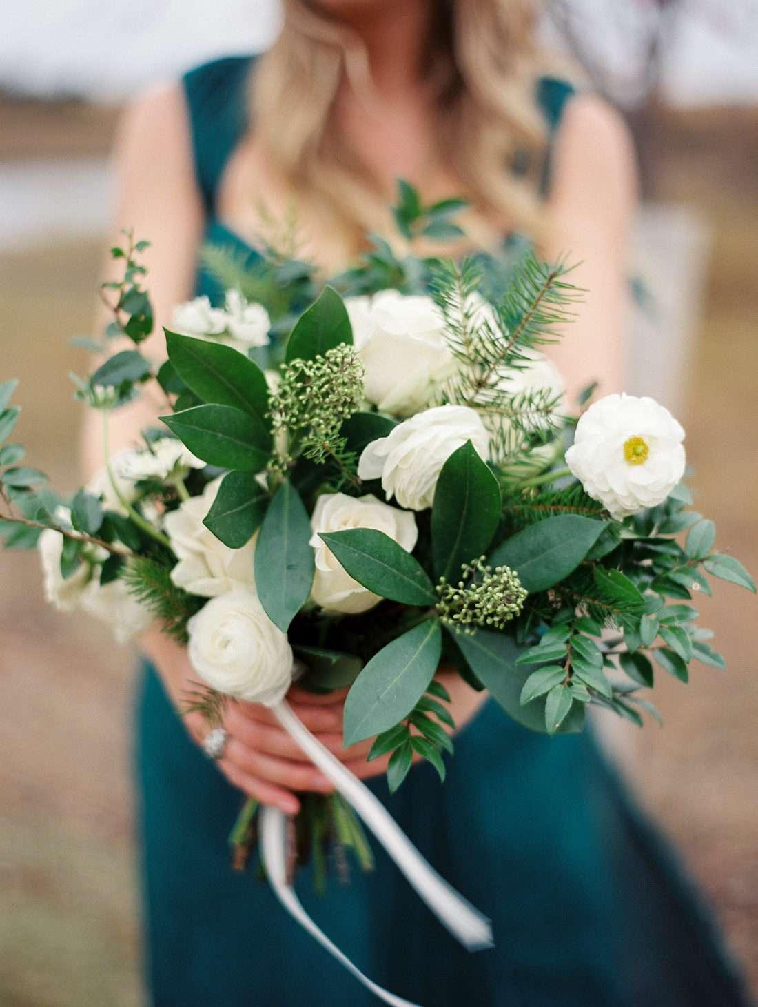 Camellia Winter Wedding Flower