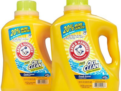 What You Need to Know About Arm & Hammer OxiClean Laundry Detergent