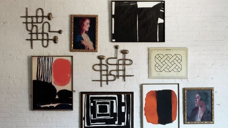 6 Steps To Creating An Inspiring Gallery Wall