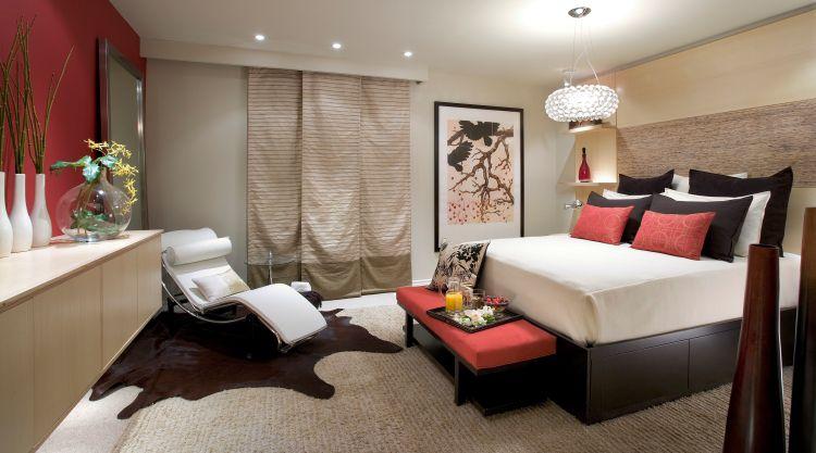 Cambio de imagen del dormitorio después - Segunda vista