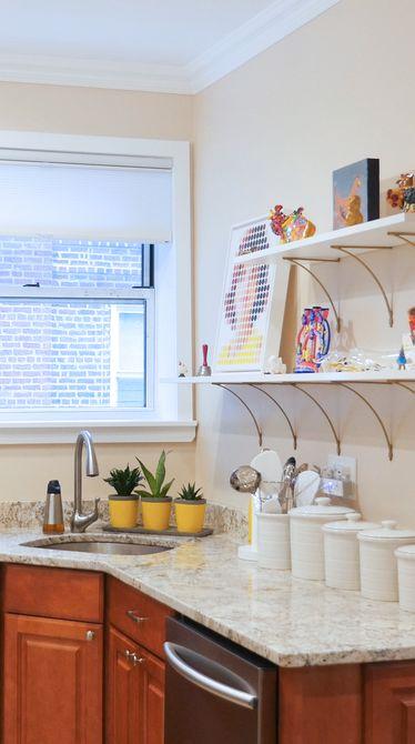 Detalles encantadores en la renovación del apartamento