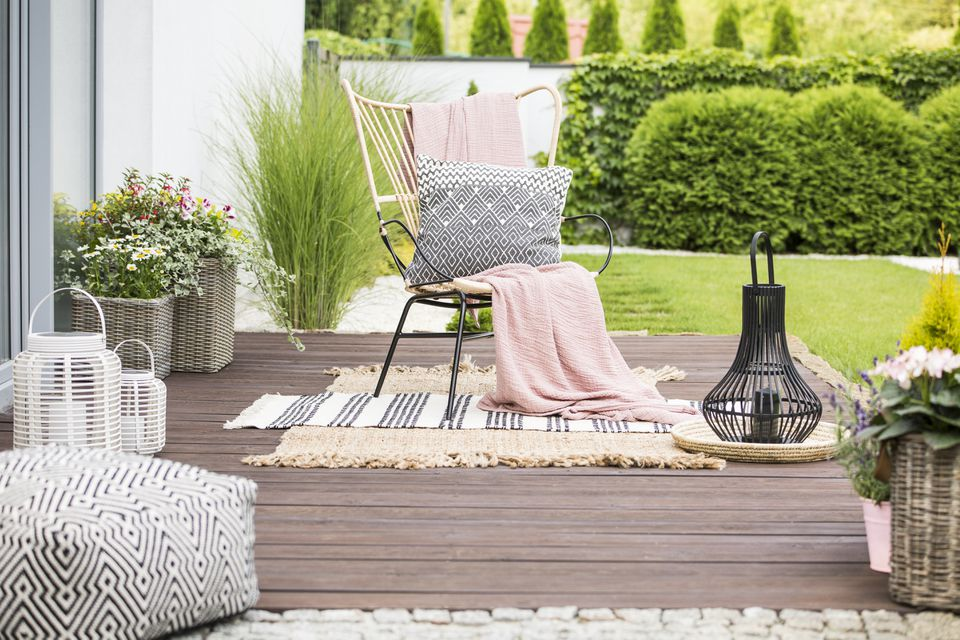 Four Tips For Creating A Stylish And Functional Small Patio