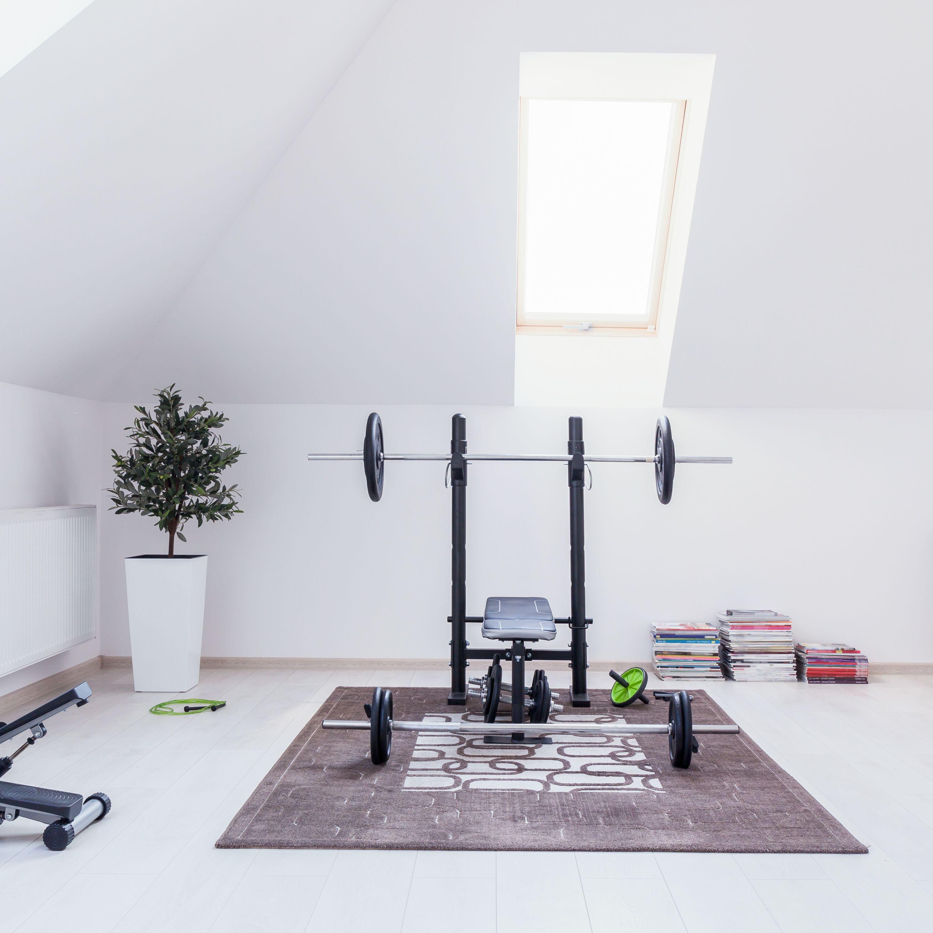 8 Best Home Gym Room Colors By Benjamin Moore