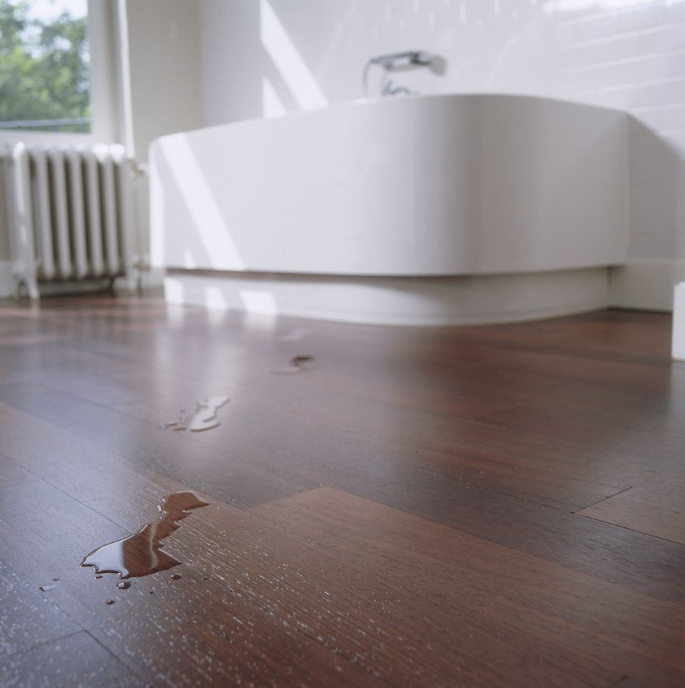 Using Hardwood Flooring In A Bathroom What You Should Know