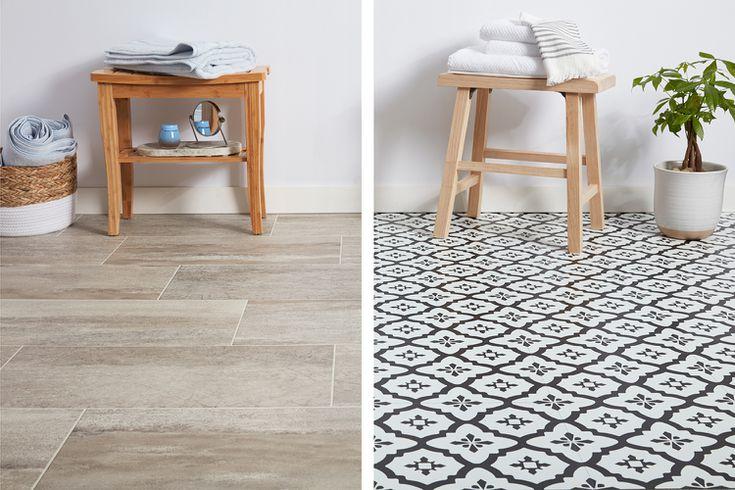 Sheet Vinyl Vs Tile Flooring, Vinyl Sheets For Furniture