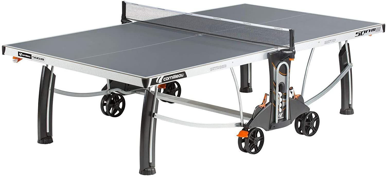 Cornilleau 500M Crossover Indoor-Outdoor Table Tennis Table