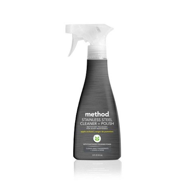 Stainless Steel Cleaner + Polish