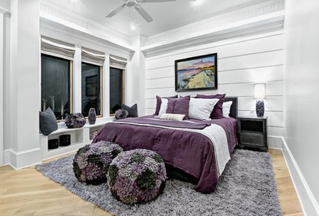 Gray And Purple Bedroom Ideas 2 Awesome Decorating Design