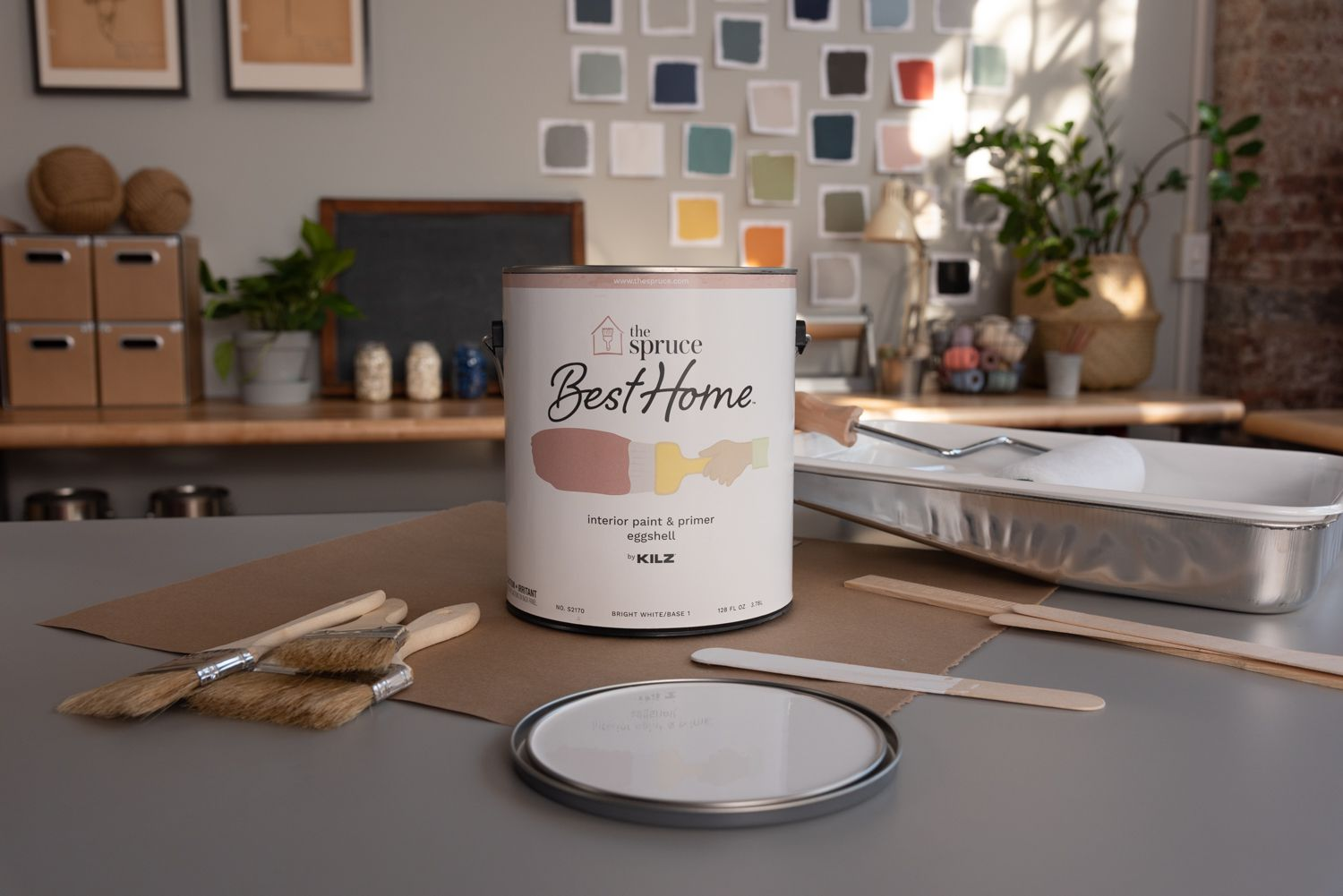 Introducing The Spruce Best Home Interior Paint