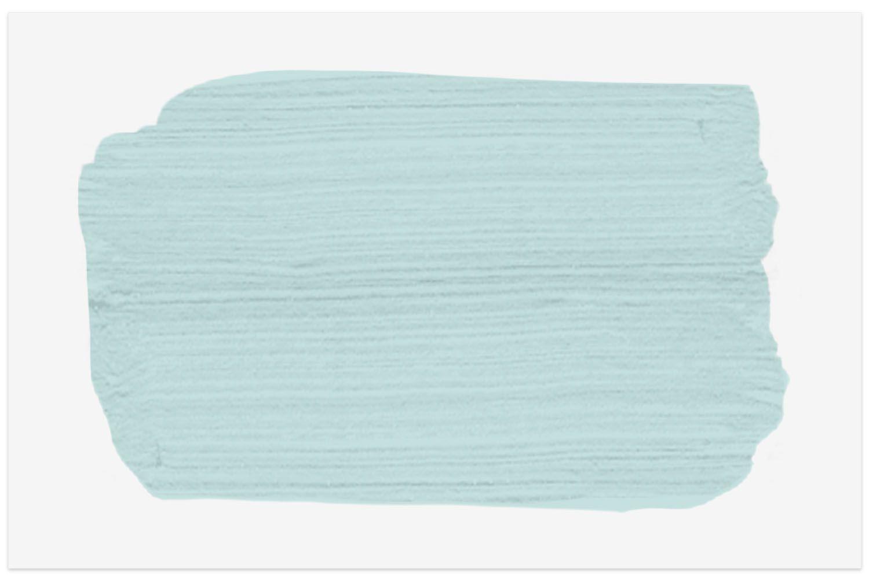Blue Haze pant swatch from Benjamin Moore