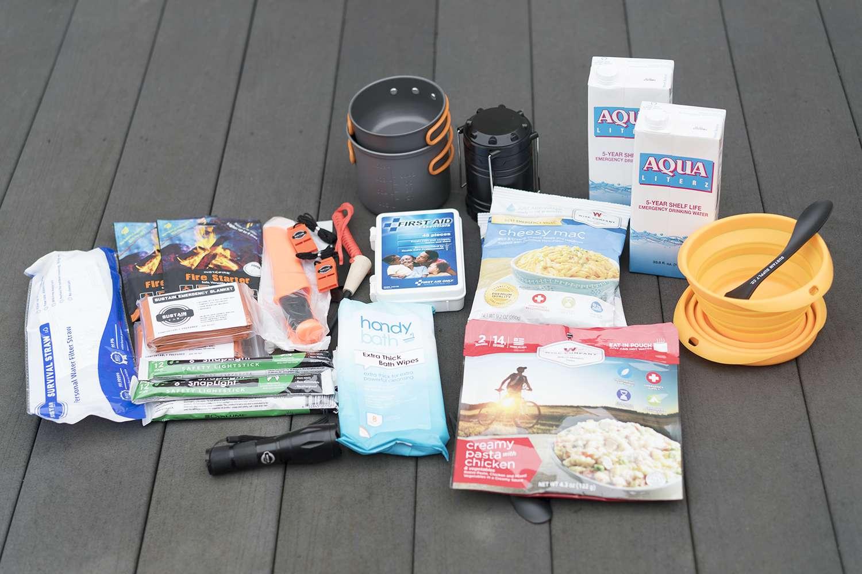 Sustain Supply Co. Comfort2 Emergency Survival Bag