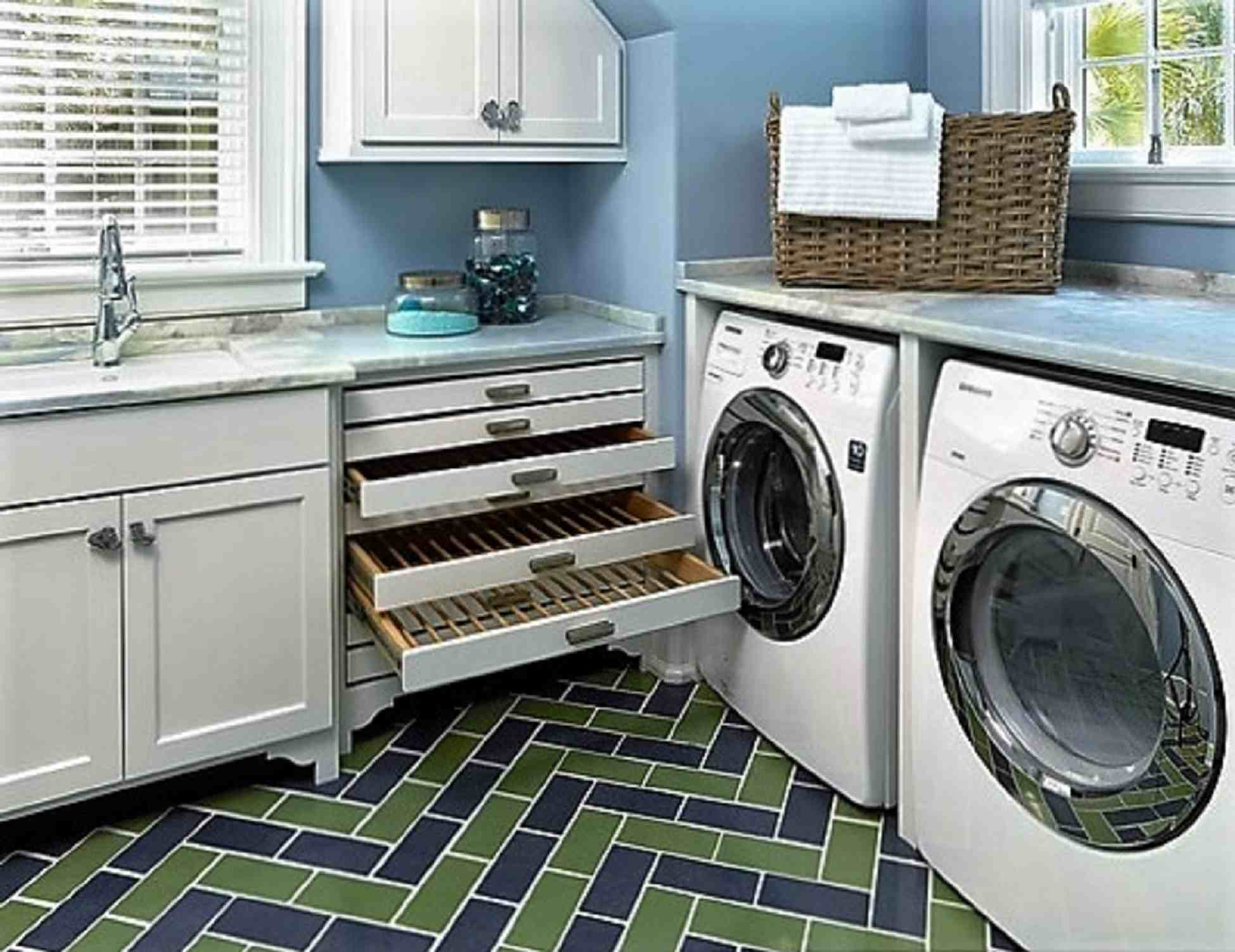 Best Of Custom Laundry Room Cabinets
