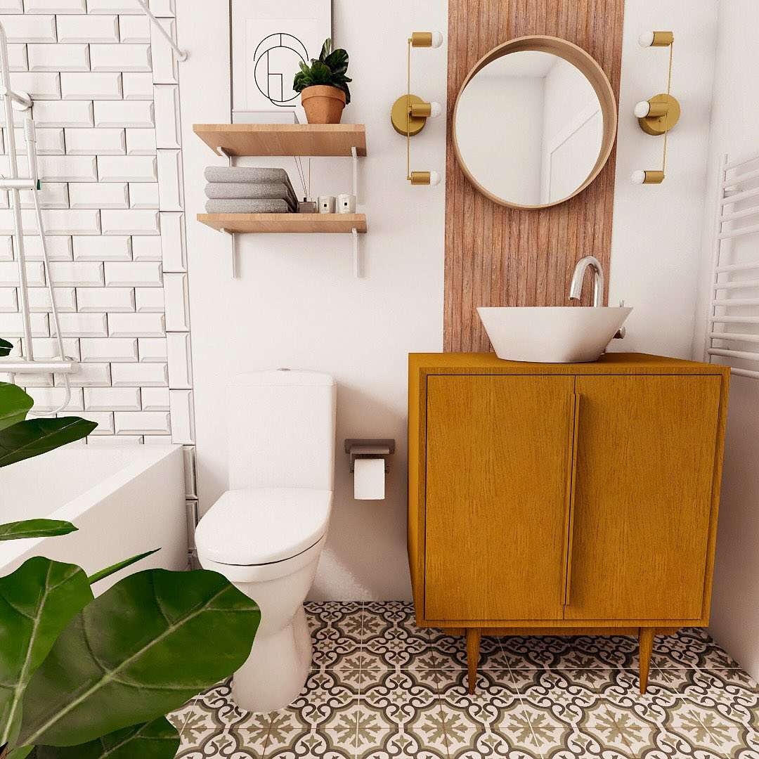 9 Ways To Create A Zen Bathroom