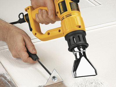 the best tools for removing house paint