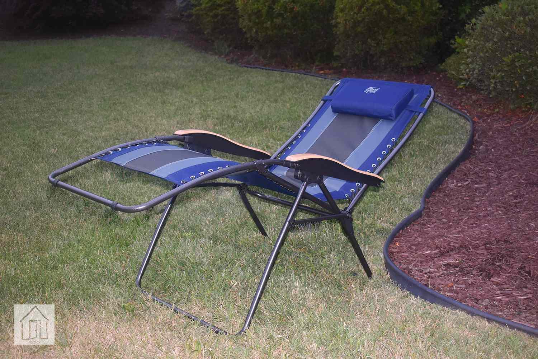 Strange Timber Ridge Zero Gravity Outdoor Lounger Review Creativecarmelina Interior Chair Design Creativecarmelinacom