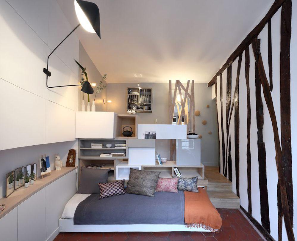 studio apartment furniture cute 25 ways to create bedroom in studio apartment