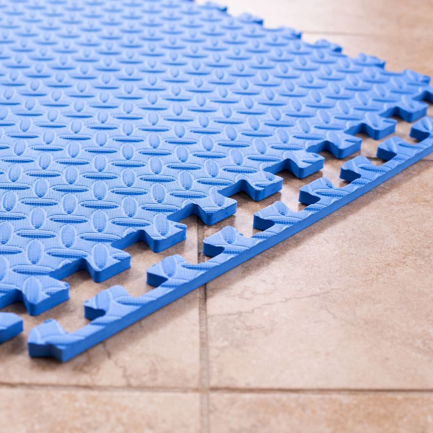 Yes4All Interlocking Exercise Foam Mats