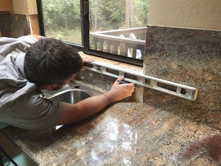 Countertop Refinishing Can Fix Dated And Worn Counters